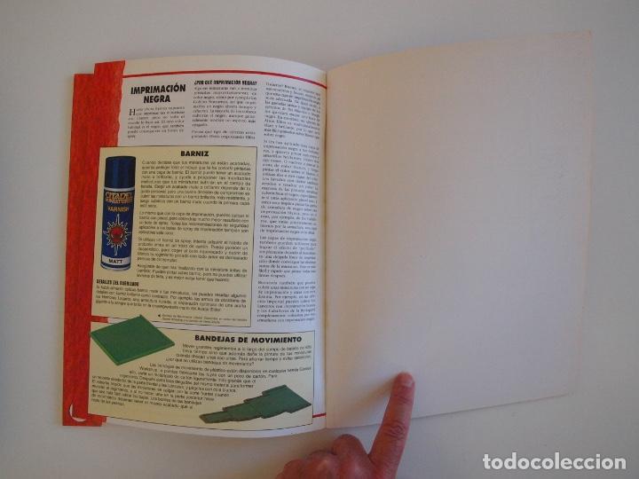 Juegos Antiguos: CÓMO ORGANIZAR Y PINTAR EJÉRCITOS PARA WARGAMES - GAMES WORKSHOP - MINIATURAS CITADEL - 1998 - Foto 5 - 226232430