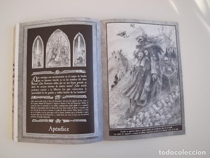 Juegos Antiguos: WARHAMMER 40,000 - REGLAMENTO - GAMES WORKSHOP - MINIATURAS CITADEL - 1998 - Foto 9 - 226254935