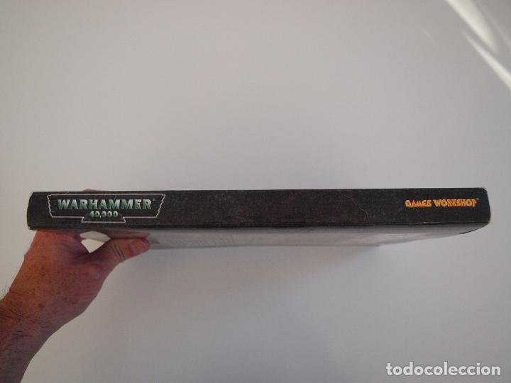 Juegos Antiguos: WARHAMMER 40,000 - REGLAMENTO - GAMES WORKSHOP - MINIATURAS CITADEL - 1998 - Foto 13 - 226254935