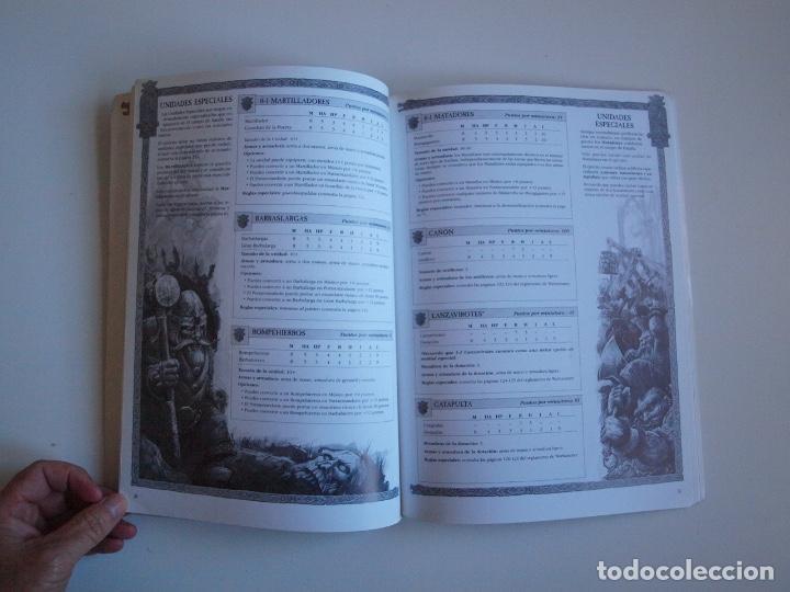 Juegos Antiguos: EJÉRCITOS WARHAMMER: ENANOS - GAMES WORKSHOP - MINIATURAS CITADEL - 2000 - Foto 5 - 226355593