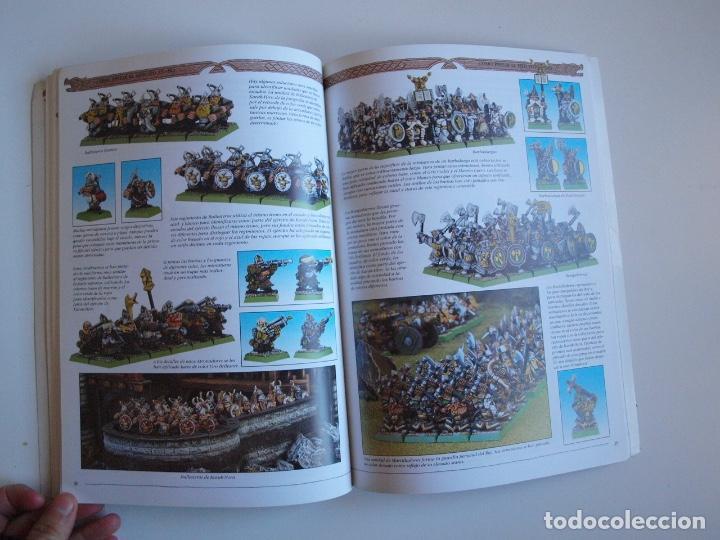 Juegos Antiguos: EJÉRCITOS WARHAMMER: ENANOS - GAMES WORKSHOP - MINIATURAS CITADEL - 2000 - Foto 6 - 226355593