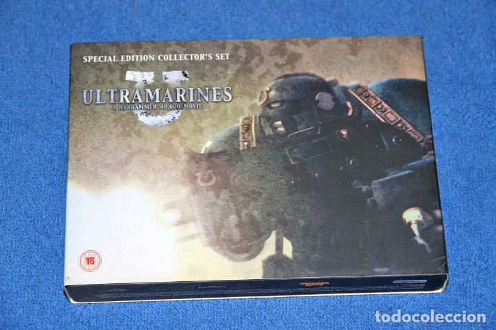 Juegos Antiguos: ULTRAMARINES (WARHAMMER 40K MOVIE) - SPECIAL EDITION - EN CASTELLANO Y COMO NUEVO - Foto 4 - 226583321