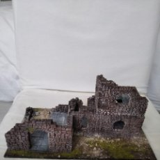 Juegos Antiguos: 28MM ESCENOGRAFÍA PARA LORD OF THE RINGS, WARHAMMER, MORDHEIM (GAMES WORKSHOP), FROSTGRAVE, PINTADA. Lote 227828565