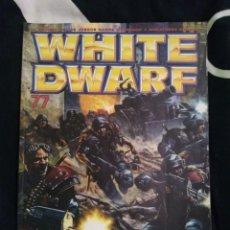Juegos Antiguos: WHITE DWARF N° 77 EDICIÓN ESPAÑOLA. Lote 229051320