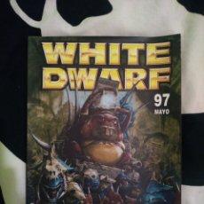 Juegos Antiguos: WHITE DWARF N° 97 EDICIÓN ESPAÑOLA. Lote 230853750