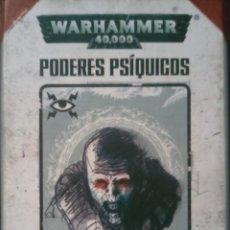 Juegos Antiguos: WARHAMMER CARTAS. Lote 236265630