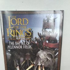 Juegos Antiguos: 28MM THE LORD OF THE RINGS THE BATTLE OF PELENNOR FIELDS DE GAMES WORKSHOP (INGLES). Lote 239356340