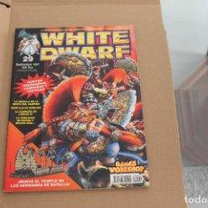 Giochi Antichi: WHITE DWARF Nº 29, WHITE DWARF, GAMES WORKSHOP, SEPTIEMBRE 1997. Lote 241363820