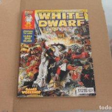 Giochi Antichi: WHITE DWARF Nº 24, WHITE DWARF, GAMES WORKSHOP, ABRIL 1997. Lote 241363975