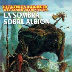 Jogos Antigos: WARHAMMER: LA SOMBRA SOBRE ALBION. Lote 242125475