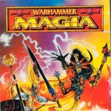 Juegos Antiguos: WARHAMMER: MAGIA. Lote 242127730