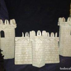 Juegos Antiguos: LORD OF THE RINGS WARHAMMER TIRITH CASTLE CASTILLO RESTAURAR PIEZAS UNICO?. Lote 242204725