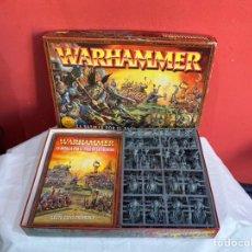 Jogos Antigos: WARHAMMER. BATALLA POR EL PASO DE LA CALAVERA. Lote 244185065