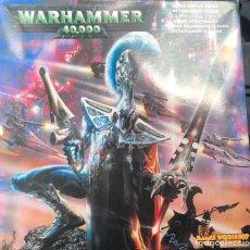 Juegos Antiguos: WARHAMMER 40.000 ELDAR BATTLE FORCE. Lote 244992810