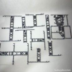 Juegos Antiguos: WARHAMMER LOTE PARTES CALAVERAS - SKULL. Lote 248031000