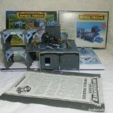 Juegos Antiguos: WARHAMMER 40.000 IMPERIAL FIREBASE 1996 PARECE COMPLETO CON CAJA ORIGINAL GW. Lote 248705815
