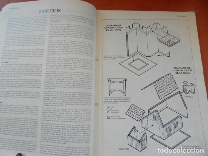 Juegos Antiguos: REVISTA WARHAMMER REGLAMENTO - GAMES WORKSHOP - REF. 3120 - 1993. - Foto 4 - 203425922
