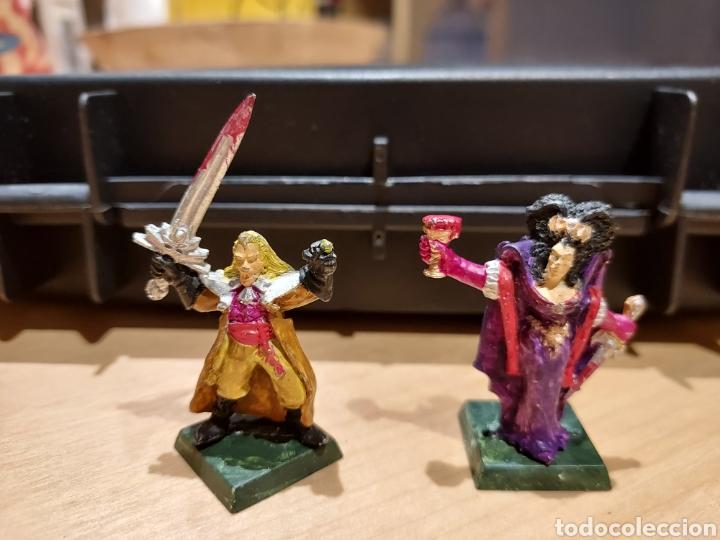 VLAD Y ISABELA VON CARSTEIN WARHAMMER, OLDHAMMER (Juguetes - Rol y Estrategia - Warhammer)