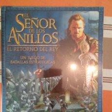 Giochi Antichi: RETORNO DEL REY LIBRO DE REGLAS - WARHAMMER SEÑOR DE LOS ANILLOS. Lote 251719895