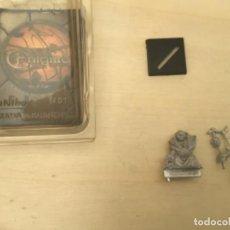 Juegos Antiguos: WARHAMMER CONDES VAMPIRO BRUJA YHEDRA. Lote 253954165