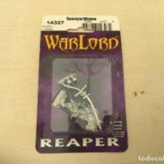 Juegos Antiguos: WARHAMMER CONDES VAMPIRO REAPER ESPECTRO. Lote 253954790