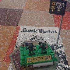 Juegos Antiguos: BATTLE MASTERS MB 1992 HOMBRES BESTIAS SAQUEADORES DE RAWG. Lote 254037150