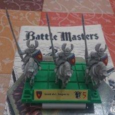 Juegos Antiguos: BATTLE MASTERS MB 1992 LORD DEL IMPERIO. Lote 254039595