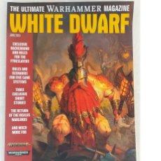 Juegos Antiguos: REVISTA WHITE DWARF. THE ULTIMATE WARHAMMER MAGAZINE. JUNIO 2019.. Lote 254206110