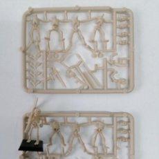 Juegos Antiguos: WARHAMMER - NO MUERTOS 8 ESQUELETOS EN TOTAL - PERFECTO ESTADO - DESCATALOGADO. Lote 254421850