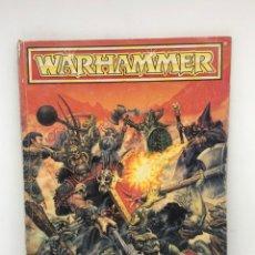 Juegos Antiguos: WARHAMMER REGLAMENTO BOX34. Lote 254719310