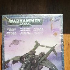 Jeux Anciens: WARHAMMER 40000 - VALQUIRIA GUARDIA IMPERIAL. Lote 254962755