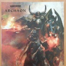 Juegos Antiguos: WARHAMMER ARCHAON. Lote 258135810