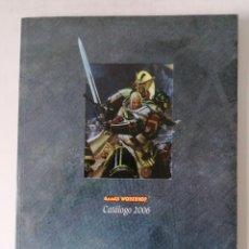 Juegos Antiguos: WARHAMMER - CATALOGO 2006 - GAMES WORKSHOP - MUY BUEN ESTADO - 184 PÁGINAS. Lote 258931010