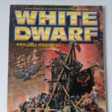 Juegos Antiguos: WHITE DWARF Nº 64 - AGOSTO 2000 - WARHAMMER - MUY BUEN ESTADO - PVP 3,76€. Lote 262375165