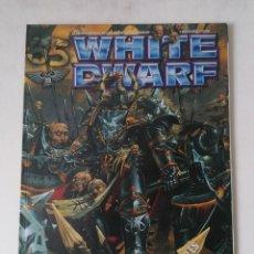 Juegos Antiguos: WHITE DWARF Nº 65 - SEPTIEMBRE 2000 - WARHAMMER - MUY BUEN ESTADO - PVP 3,76€. Lote 262375560