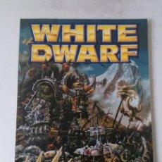 Juegos Antiguos: WHITE DWARF Nº 67 - SEPTIEMBRE 2000 - WARHAMMER - MUY BUEN ESTADO - PVP 3,76€. Lote 262375965
