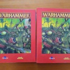 Giochi Antichi: WARHAMMER COLECCION COMPLETA DE 42 FASCICULOS EN DOS ARCHIVADORES - ALTAYA (IS). Lote 262616230