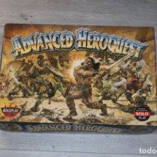 Jeux Anciens: ADVANCED HEROQUEST GAMES WORKSHOP 1989 JUEGO MESA TABLERO ROL. Lote 173437499