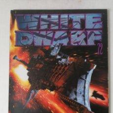 Juegos Antiguos: WHITE DWARF Nº 72 - ABRIL 2001 - WARHAMMER - MUY BUEN ESTADO. Lote 263778215