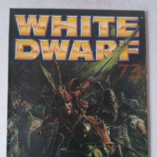 Juegos Antiguos: WHITE DWARF Nº 73 - MAYO 2001 - WARHAMMER - MUY BUEN ESTADO. Lote 263778675