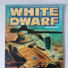 Juegos Antiguos: WHITE DWARF Nº 79 - NOVIEMBRE 2001 - WARHAMMER - MUY BUEN ESTADO - PVP 4,50 €. Lote 263786445