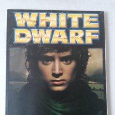 Juegos Antiguos: WHITE DWARF Nº 80 - DICIEMBRE 2001 - WARHAMMER - MUY BUEN ESTADO - PVP 4,50 €. Lote 263786785