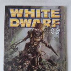 Juegos Antiguos: WHITE DWARF Nº 83 - MARZO 2002 - WARHAMMER - MUY BUEN ESTADO - PVP 4,50 €. Lote 263787650
