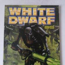 Juegos Antiguos: WHITE DWARF Nº 85 - MAYO 2002 - WARHAMMER - MUY BUEN ESTADO. Lote 263788255