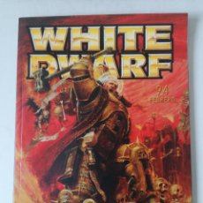 Juegos Antiguos: WHITE DWARF Nº 94 - FEBRERO 2003 - WARHAMMER - MUY BUEN ESTADO - PVP 4,50€. Lote 263790885