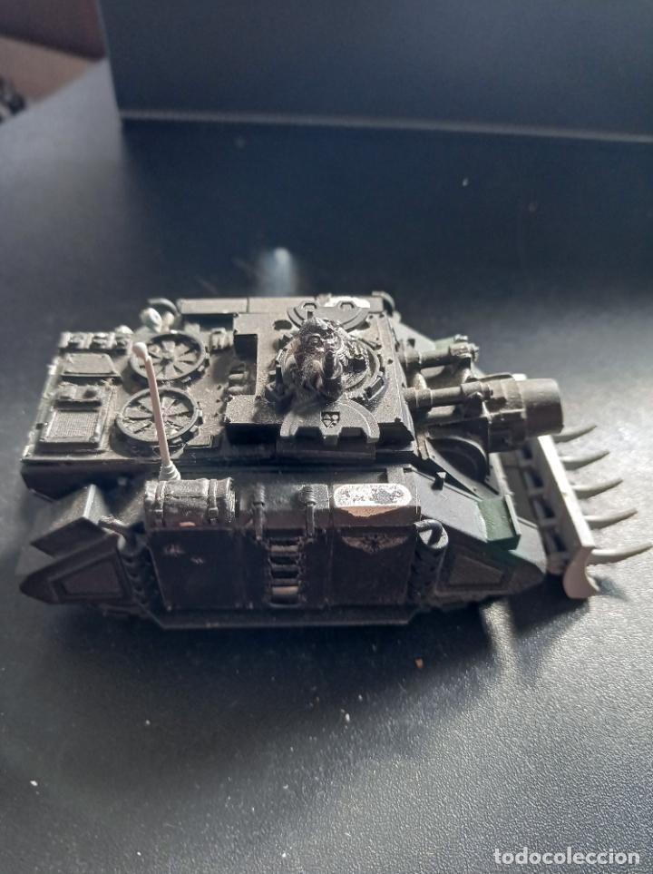 Juegos Antiguos: warhammer 40k vindicator partes de metal - Foto 4 - 264035480