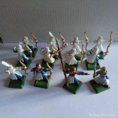 Giochi Antichi: LOTE DE 12 ELFOS - SEÑOR DE LOS ANILLOS (8). Lote 267510324