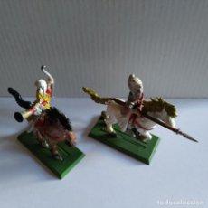 Giochi Antichi: LOTE DE 2 CABALLEROS (7). Lote 267510889