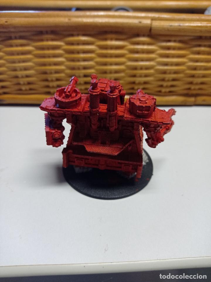 Juegos Antiguos: SPACE ORK GREAT GARGANT EPIC 40000 WARHAMMER - Foto 2 - 268772539