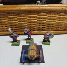 Juegos Antiguos: WARHAMMER FANTASY-EL IMPERIO-THE EMPIRE-IMPERIAL VOLLEY GUN. Lote 268993384